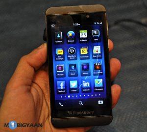 Práctica: BlackBerry Z10 y BlackBerry Q10 [Pictures]