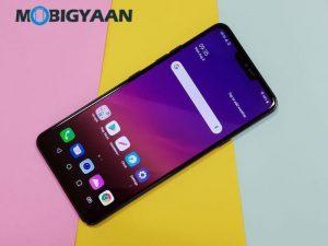 LG G7 ThinQ obtiene la actualización de Android 9 Pie en Corea del Sur