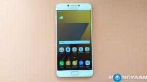 Práctica Samsung Galaxy C7 Pro [Images]