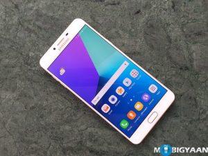 Cómo usar Smart Stay en Samsung Galaxy C9 Pro [Guide]