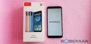 Práctica Xiaomi Mi A2 [Images]