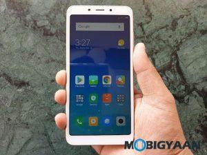 Práctica Xiaomi Redmi 6 [Images]