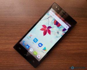 Práctica de XOLO Era 3 [Images] - El teléfono para selfies más barato con flash de luz de luna cuesta ₹ 4,999