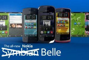 Preguntas sobre Nokia eliminando 'Symbian' de Belle respondidas