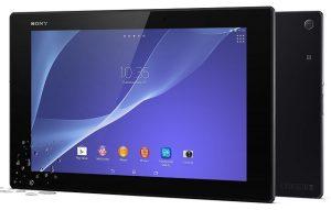 Presentada la tableta Sony Xperia Z2, es una tableta ultradelgada de 10.1 pulgadas