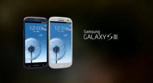 Primer comercial de Samsung Galaxy S III [Video]