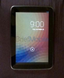 Primeras imágenes de la fuga de Nexus 10 construida por Samsung con Android 4.2, especificaciones incluidas