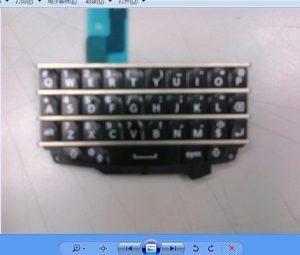 Primero observe la parte del teclado físico de BlackBerry 10 N-Series (fuga)