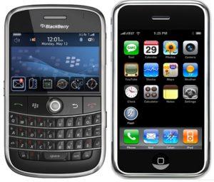 Prohibición de ventas de iPhone y BlackBerry en Argentina