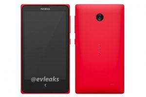 Project Normandy es el teléfono inteligente Android de Nokia con una versión bifurcada