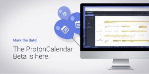 ProtonCalendar es un servicio de calendario cifrado de ProtonMail
