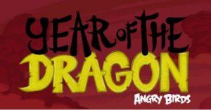 """Próximamente el nuevo episodio de Angry Birds Seasons, """"Year of the Dragon"""""""