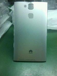 Próximo buque insignia de Huawei con cuerpo de metal completo filtrado