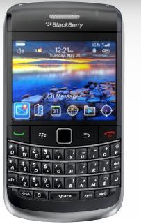 Próximo teléfono inteligente: BlackBerry Bold 9700
