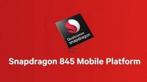Qualcomm Snapdragon 845 SoC anunciado con CPU octa-core, GPU Adreno 630, módem X20 y más