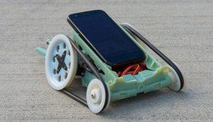 Qualcomm Snapdragon Micro Rover: se presenta el robot multitarea con tecnología de teléfono inteligente DIY
