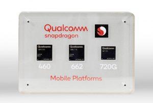 Qualcomm anuncia los conjuntos de chips Snapdragon 460, Snapdragon 662 y Snapdragon 720G