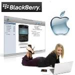 RIM lanza BlackBerry Desktop Manager para usuarios de Mac