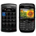 RIM lanza BlackBerry Storm y Curve 8520 independientes de la red