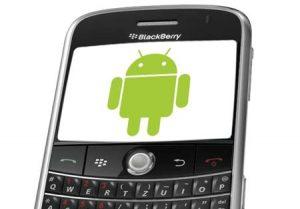RIM lanzará dispositivos BlackBerry equipados con QNX para ejecutar aplicaciones de Android