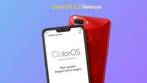 Realme 2, Realme 2 Pro y Realme C1 reciben la actualización ColorOS 5.2