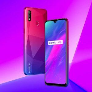 Realme 3 pronto vendrá en una nueva opción de color Diamond Red en India