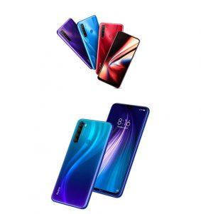 Realme 5s contra Xiaomi Redmi Note 8