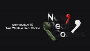 Realme Buds Air Neo confirmado para lanzarse en India el 25 de mayo