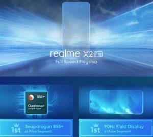Realme X2 Pro confirmado para soportar carga rápida de 65W