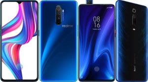 Realme X2 Pro contra Xiaomi Redmi K20 Pro