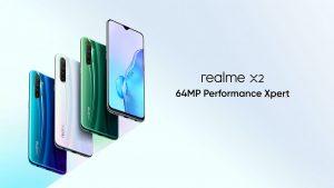 Realme X2 con SD730G SoC y cámaras traseras cuádruples de 64 MP lanzadas en India