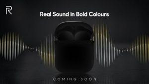 Realme true wireless earbuds confirmado para lanzarse en India este mes
