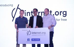 Reliance Communications y Facebook se unen para ofrecer servicios de datos gratuitos en India