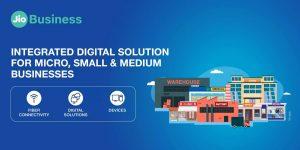 Reliance Jio anuncia Jio Business dirigido a pequeñas y medianas empresas en India