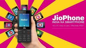 Jio Phone no es gratuito, los usuarios deben gastar ₹ 4,500 en recargas