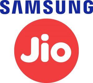 Reliance Jio se asocia con Samsung para expandir los servicios LTE en toda la India