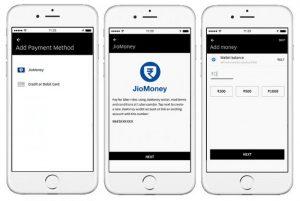 Reliance Jio se asocia con Uber para integrar la opción de pago JioMoney