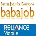 Reliance Mobile presenta la búsqueda de empleo