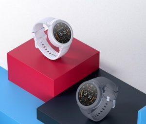 Reloj inteligente Huami Amazfit Verge Lite con duración de batería de 20 días lanzado en China