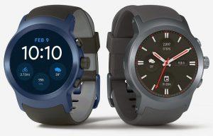 Renders de LG Watch Sport filtrados antes del lanzamiento esperado