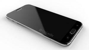 Renders de la superficie Samsung Galaxy A8 (2016) en línea