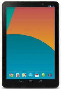 Renders de la versión renovada de la superficie de la tableta Nexus 10