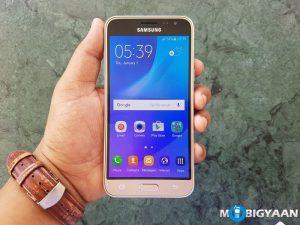 Resultados de la prueba de batería del Samsung Galaxy J3 (2016)