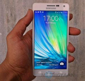 Review del Samsung Galaxy A5 Duos SM-A5000: maravilla con acabado mate