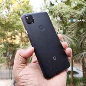 Revisión de Google Pixel 4a