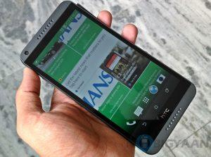 Revisión de HTC Desire 816