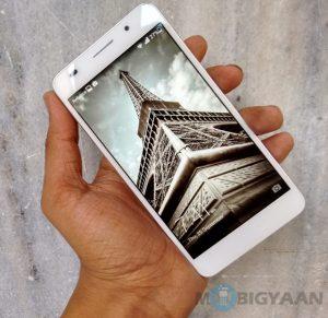 Revisión de Huawei Honor 6: potencia súper rápida