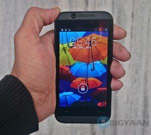 Revisión de Intex Aqua 4X: éxtasis de Android de bajo presupuesto