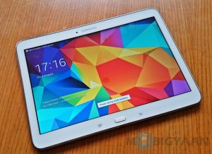 Revisión de Samsung Galaxy Tab 4 10.1: no hay mucho que ofrecer