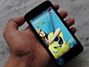 Revisión de Spice Dream Uno Mi-498: éxtasis de Android One